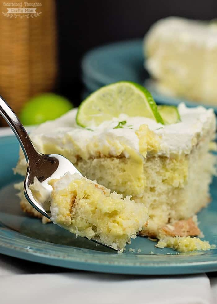 lime poke cake recipe