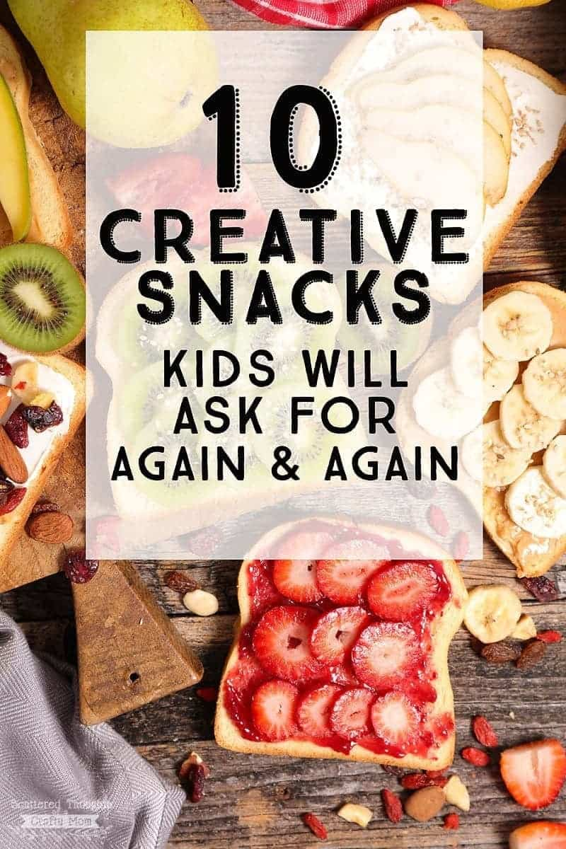 10 amazing after school snack ideas kids will love