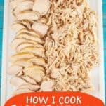 How to cook Chicken in the Pressure Cooker