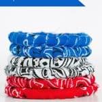 Easy Fabric Bangle Bracelets!