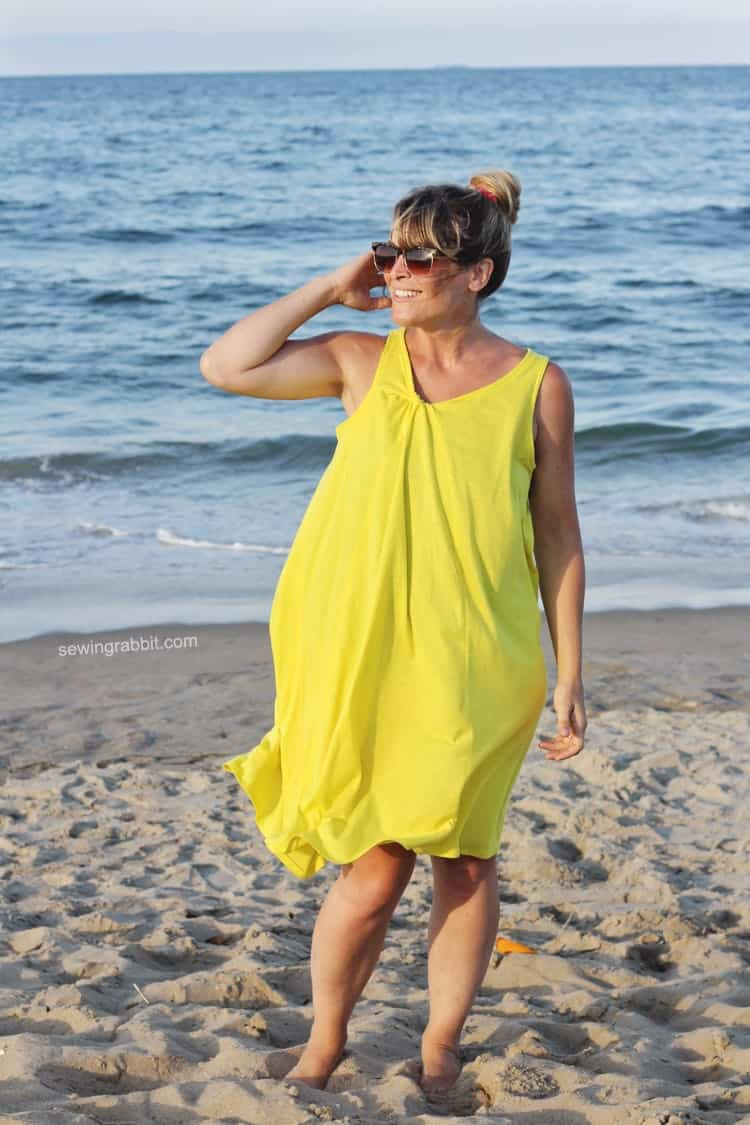 14 swim suit cover ups you can sew today!