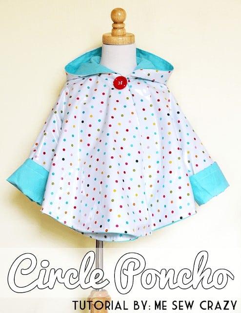 Circle-Poncho