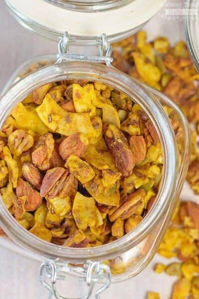 Sugar Free Pumpkin Pie Granola Recipe