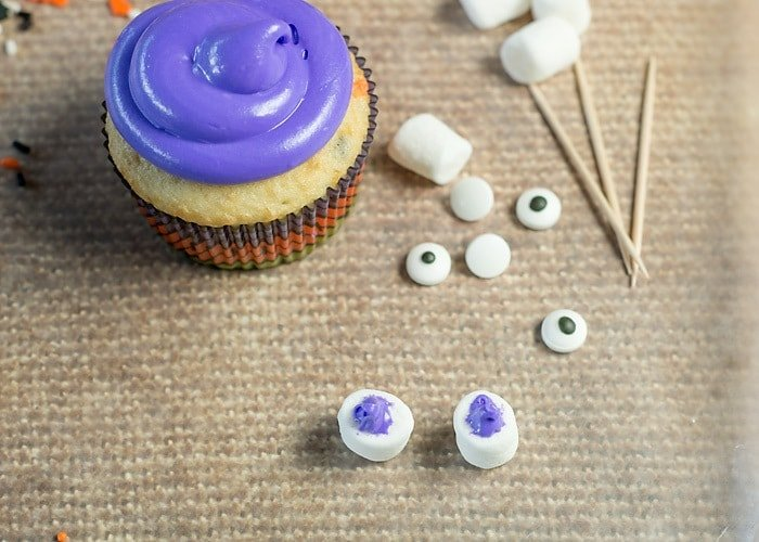 how to make monster eyes