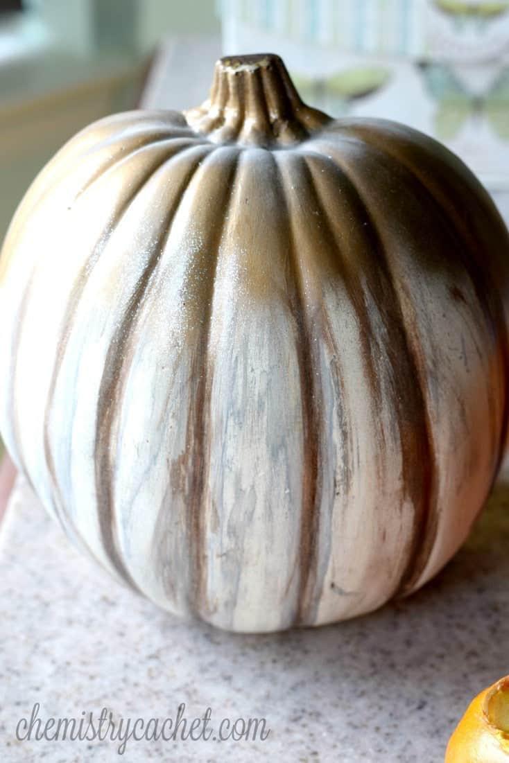 shabby-chic-pumpkin