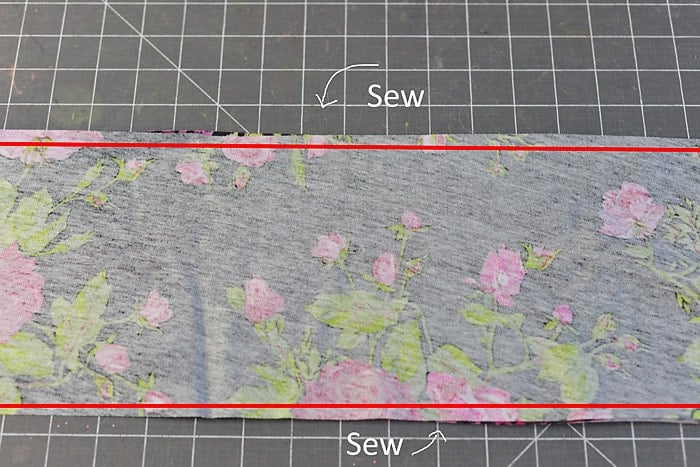 Reversible Infinity Scarf Tutorial - Scattered Thoughts of a Crafty ...