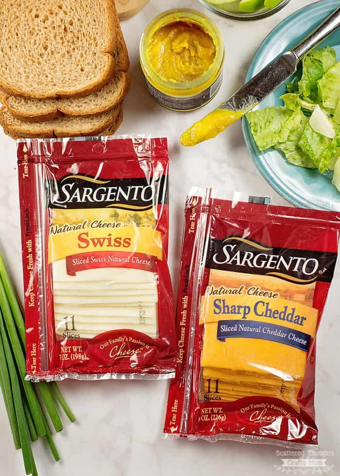 Sargento sliced cheese