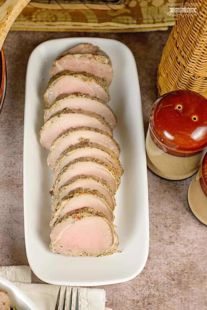 how to cook a pork tenderloin