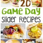 20 of the best Game Day Burger Slider Recipes
