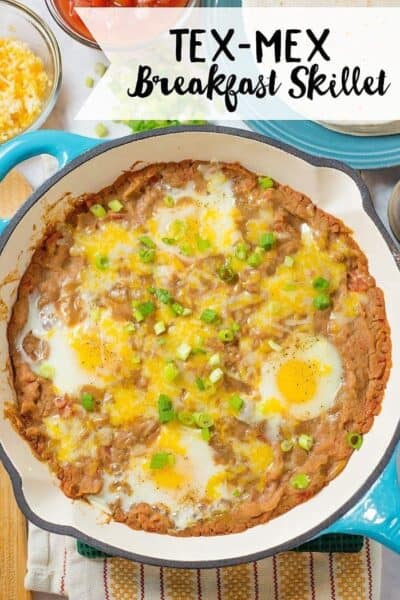 Tex-Mex Breakfast Skillet