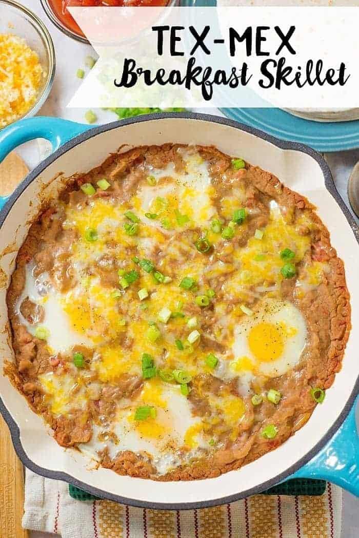 Tex-Mex Breakfast Skillet