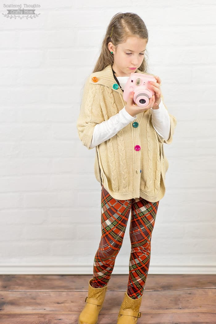 free basic legging sewing pattern for girls