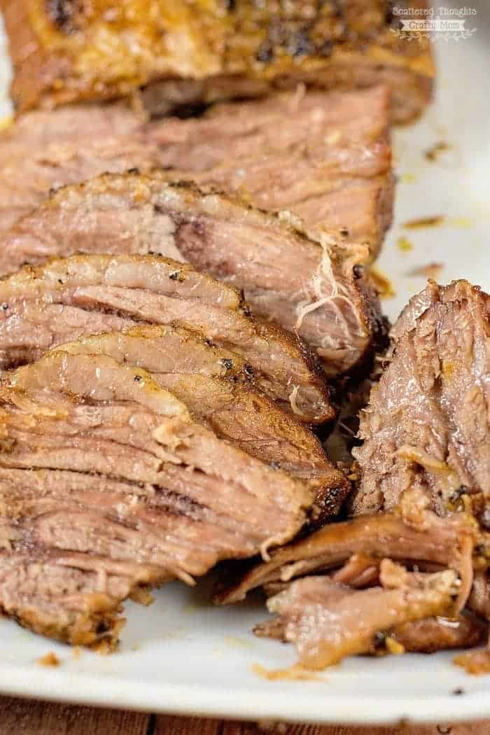 Tender and Delicious Brisket in the Pressure Cooker