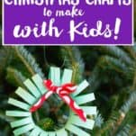 5 Easy Christmas Crafts to Make with Kids