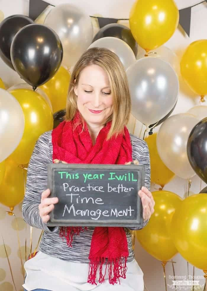 Diy New Years Resolution Photo Booth