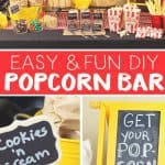 How to make the Best Popcorn Bar!