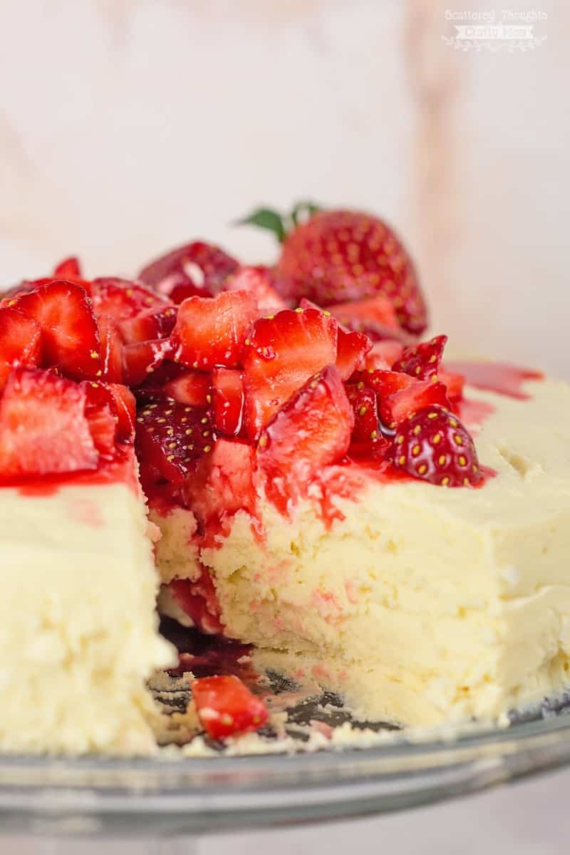 Pressure Cooker Cheesecake Recipe