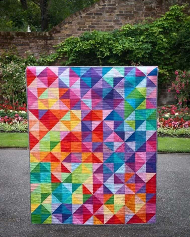 45 Free Easy Quilt Patterns Perfect For Beginners Scattered