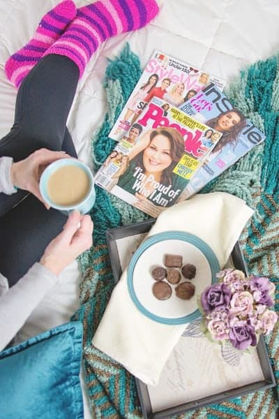 My Favorite Way to Get a Little Me-Time (plus an amazing 2 ingredient coffee hack that you won't believe!)