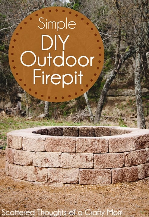 DIY Fire Pit Project