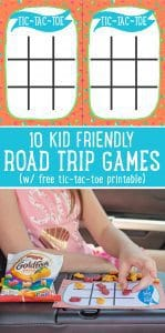 10 Kid Friendly Road Trip Games