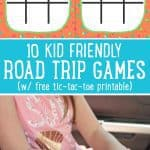 10 Kid Friendly Road Trip Games