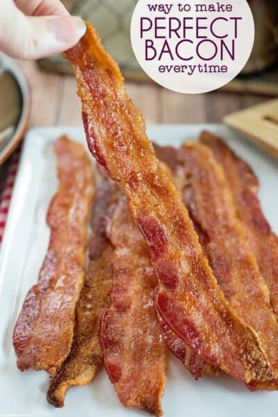 How to make perfect bacon everytime. (How to bake bacon in the oven.)
