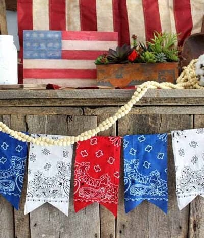9 Fun Patriotic Projects + Inspiration Monday Party