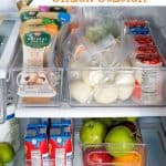 Easy after school snack ideas: How to Make a Grab and Go Snack Station