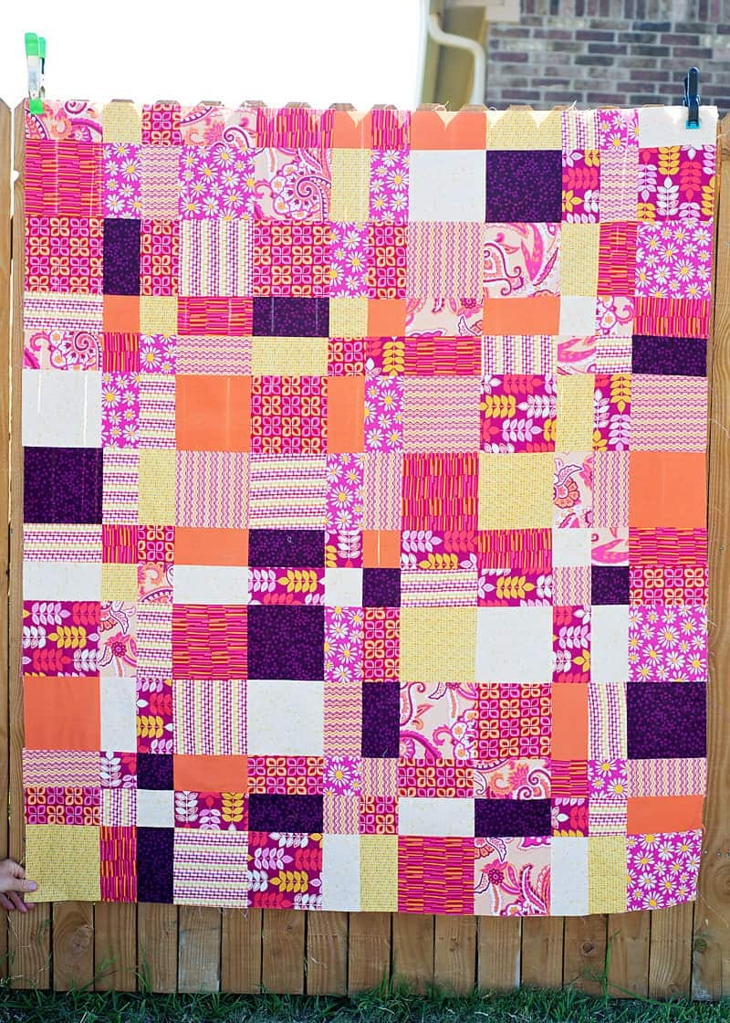 Easy Quilt Project