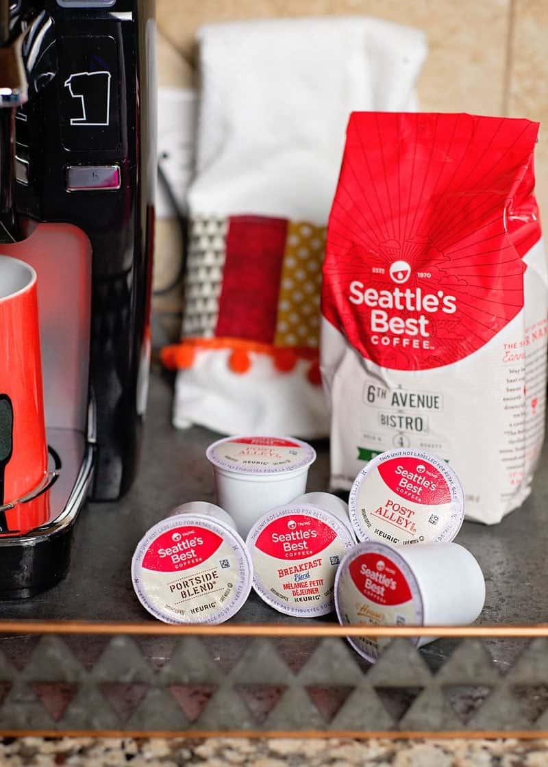 Seatle's Best Coffee