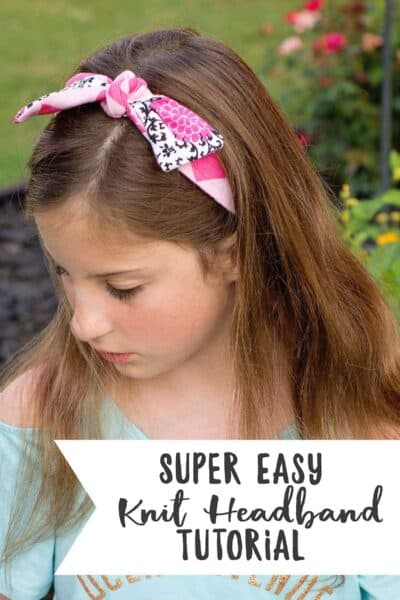 Best Lil' DIY Headband Ever!