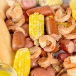 instant pot low country shrimp boil