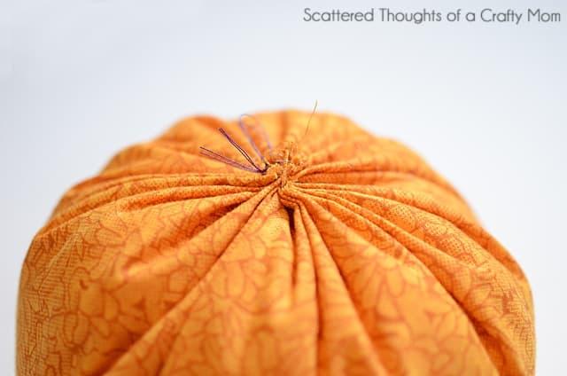 how to make pumpkins