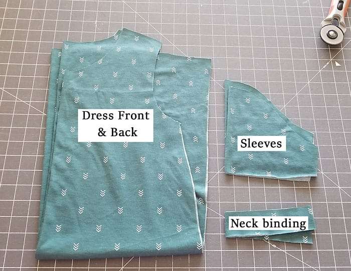 Perfect T-Shirt Dress Pattern and Tutorial is a free pdf sewing pattern for girls in sizes 3 - 12. This T-Shirt Dress is a perfect transitional clothing staple that can be dressed up or down! (How to sew a t-shirt dress tutorial)