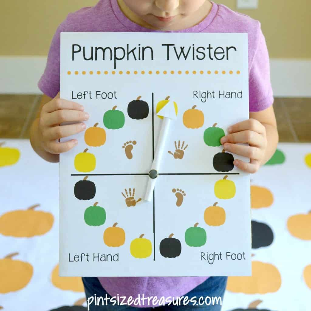 halloween games for kids diy twister