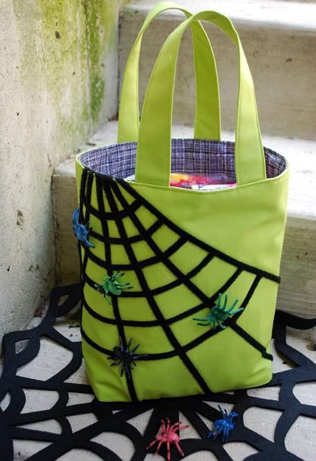 DIY Trick or Treat Bag ideas