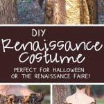 DIY Renaissance costume