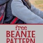 free fleece beanie pattern