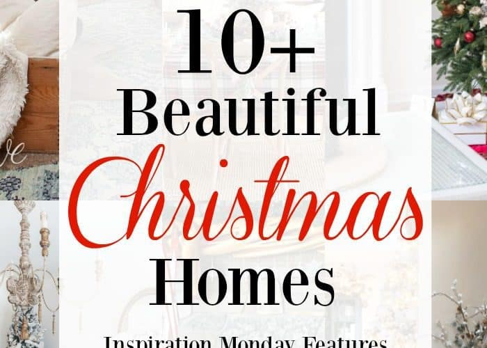14 Gorgeous Holiday Homes + Inspiration Monday