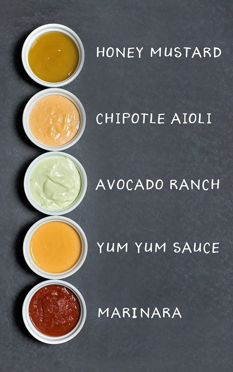 5 Easy Dipping Sauces for Game Day Snacks - Easy Dipping Sauce recipes