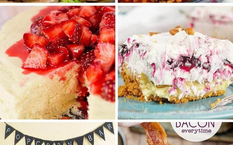 2017's Most Popular Recipes