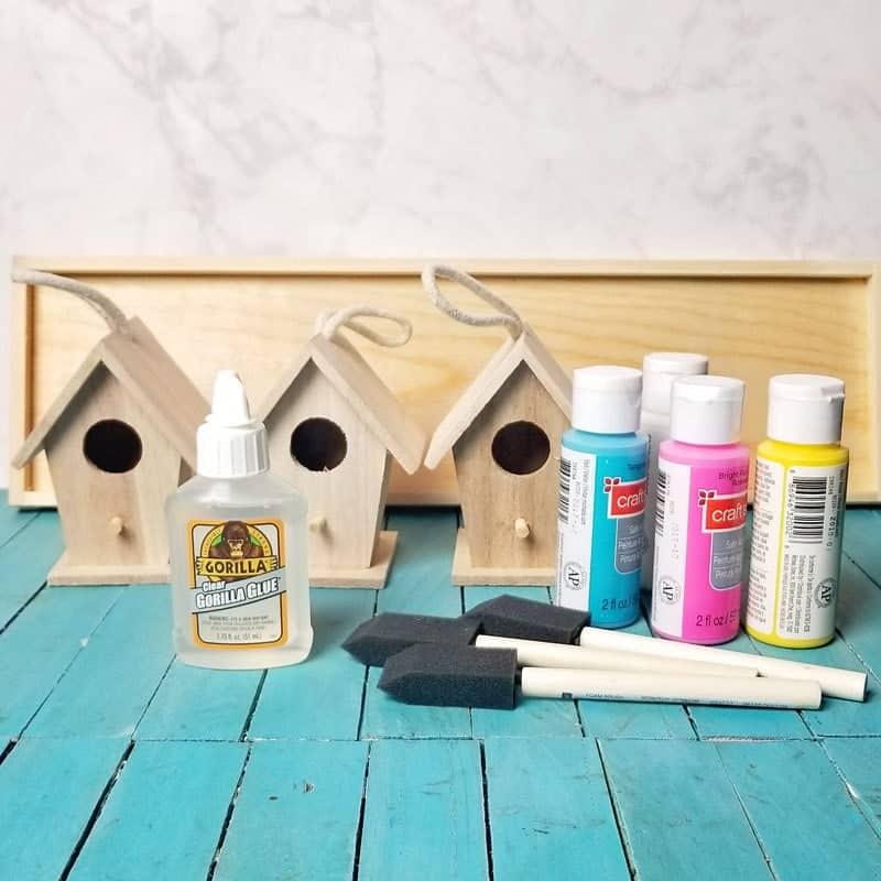 how to make a bird feeder