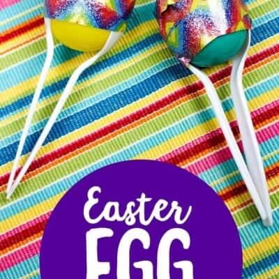 Easy Easter Egg Maracas