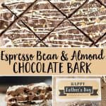 Espresso Bean Chocolate Bark
