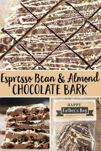 Espresso Bean Chocolate Bark