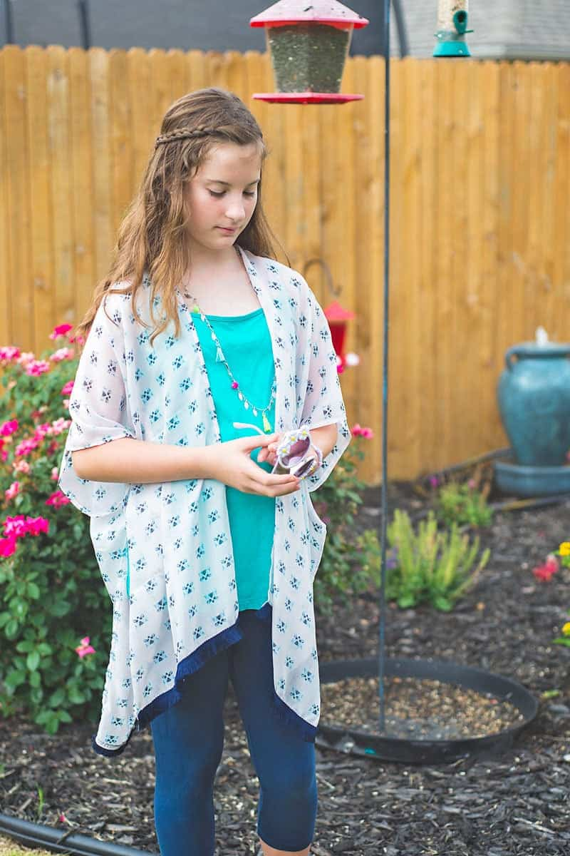 Girls Kimono Tutorial (sewing projects for tweens)