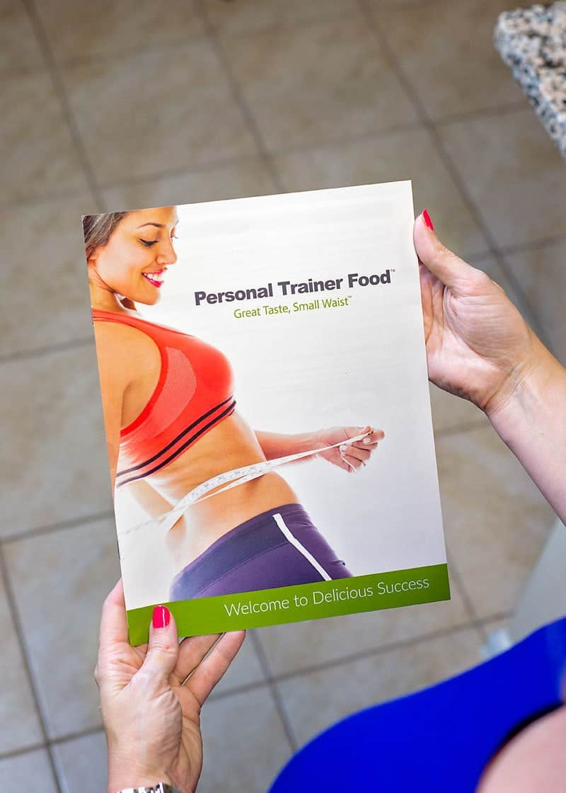 Personal Trainer Food Meal Delivery Review