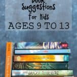 If you're needing a few new book suggestions, here are a few tried and true summer reading book ideas for kids. (middle grade summer reading)