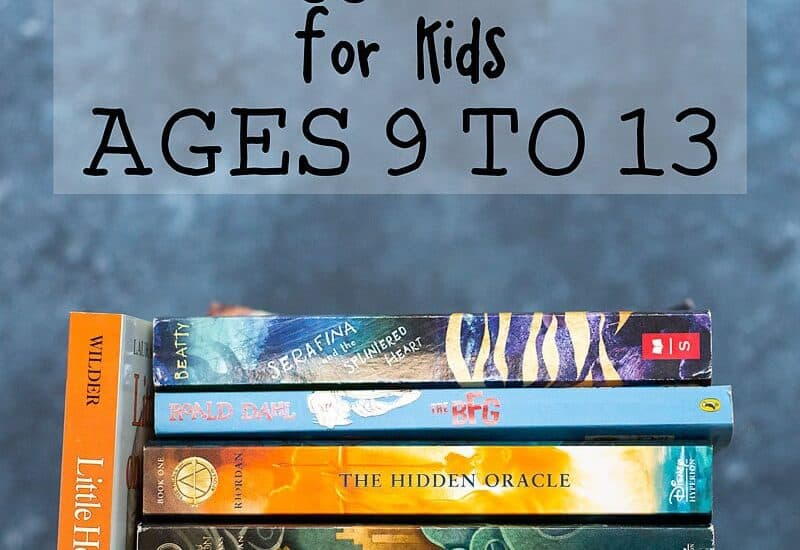 If you're needing a few new book suggestions, here are a few tried and true summer reading book ideas for kids.(middle grade summer reading)